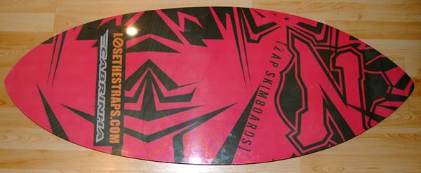 Lonny's Custom Zap Kite Skim