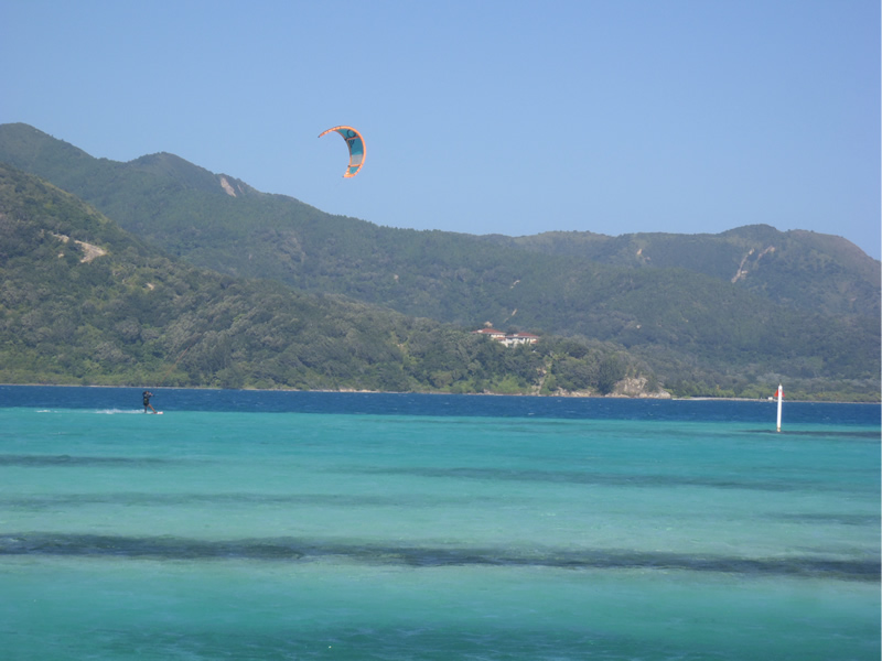 The Sweet Spot - Kitesurfing Detination - Guanaja, Bay Islands, Honduras