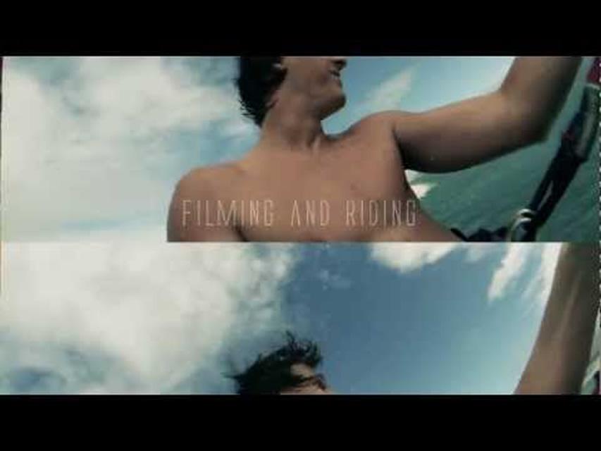 Strapless Kitesurfing with Matt Elsasser