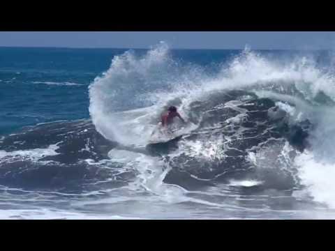 Brad Domke Tow-In Skimboarding