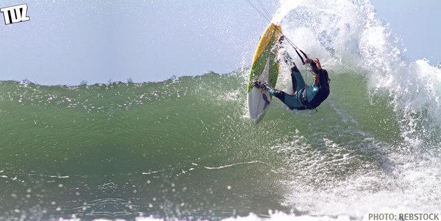 Alldredge & Rebstock's Surf Kite Tour Middle East