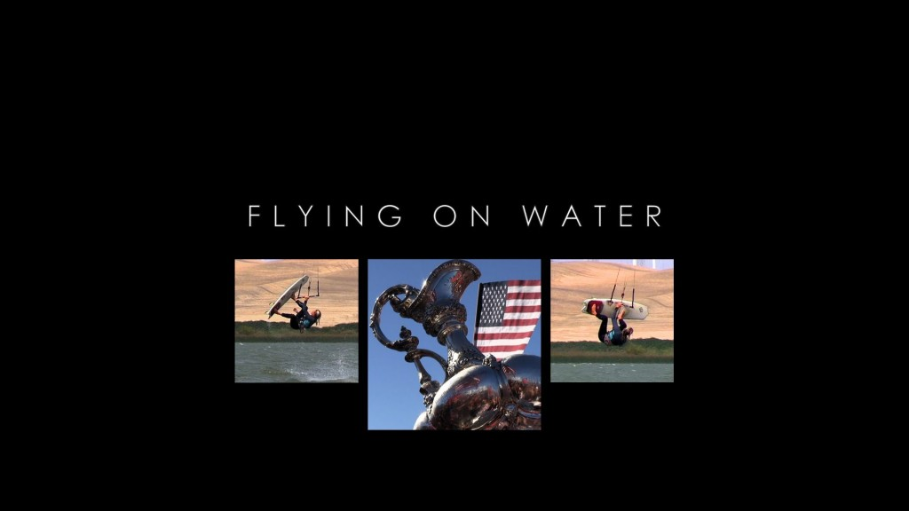 Flying On Water with Cynbad