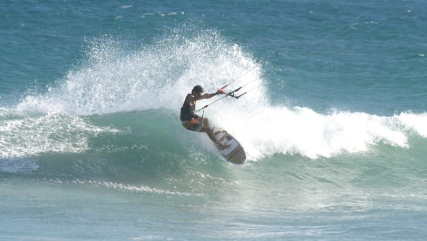 Chris James sent in his Chris James with his LTS style in Baja Sur