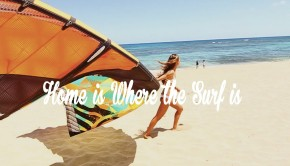 Moona Whyte - Home Is Where the Surf Is