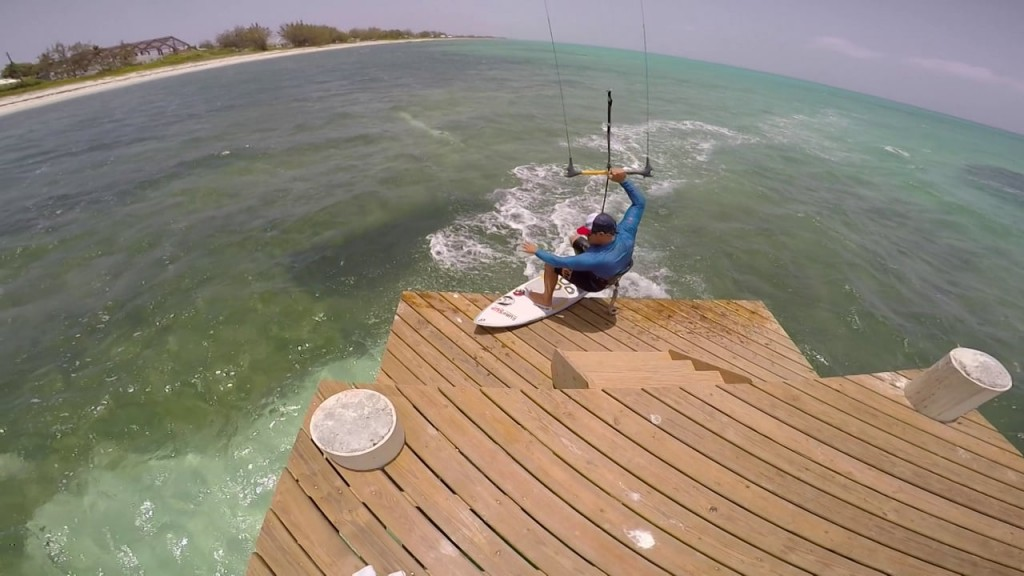 Burnacudda - A Strapless Kitesurfing Adventure in the Turks and Caicos Islands