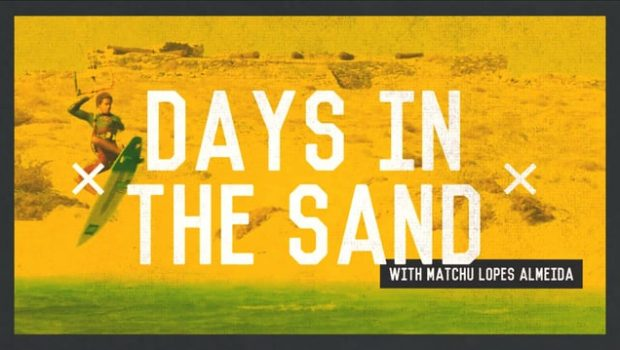 Matchu Lopes - Days in the Sand