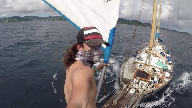 Brandon Bowe's Sailing Mission Through the Virgin Islands - Part 1