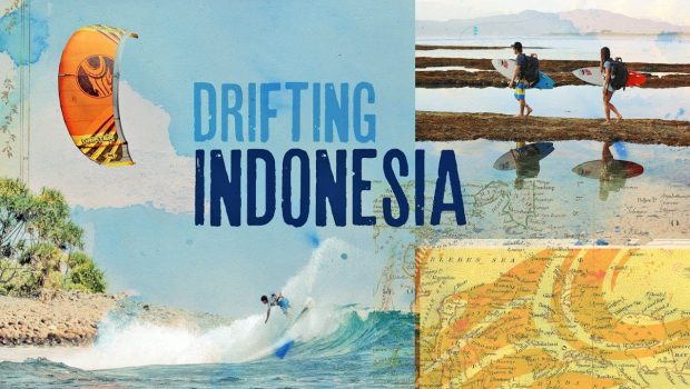 Cabrinha Kitesurfing Presents Drifting Indonesia