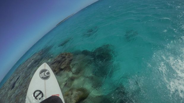 LTSing the Great Barrier Reef with Brandon Bowe